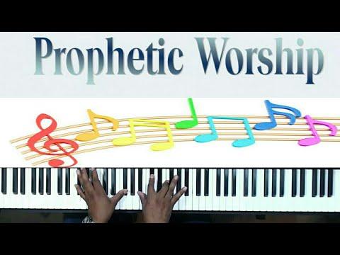 Prophetic worship chords