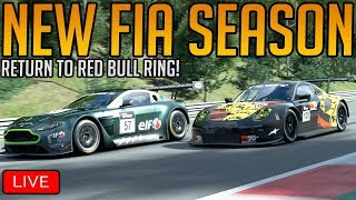 Gran Turismo Sport: New FIA Season Begins! | PROBABLY GETTING PENALTIES AT RED BULL RING