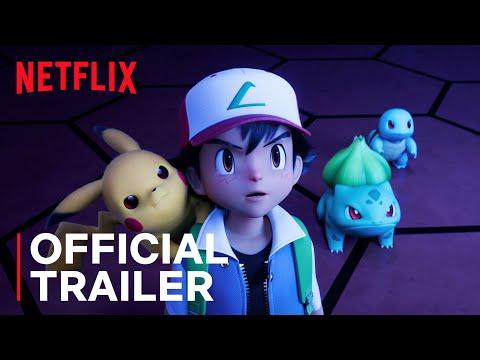 寶可夢動畫劇場版《超夢夢反擊戰 進化》要登 Netflix