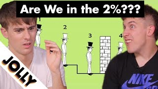 The Riddle that 98% of People CAN'T Solve!! Can you?!