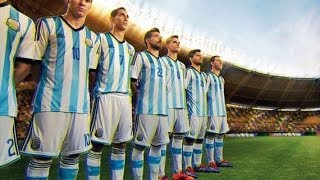Argentina National Team Players For The 2014 Fifa World Cup