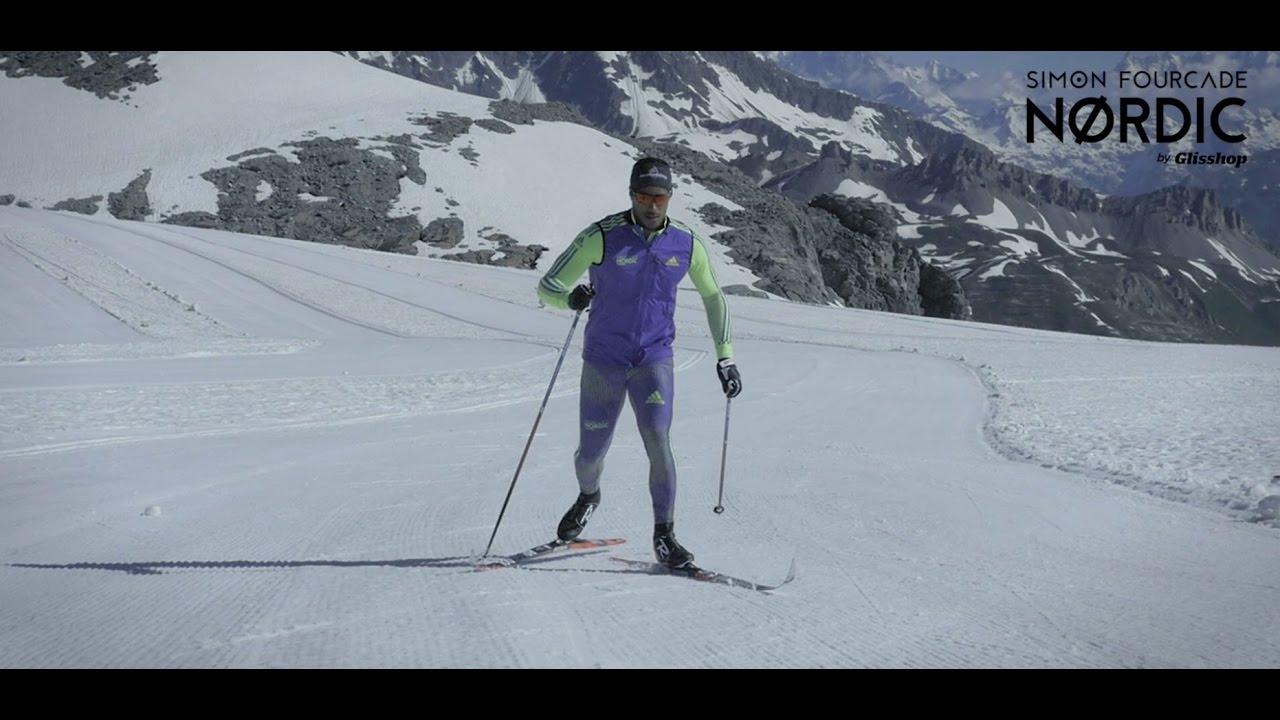 Classique Le Ski De Apprendre Glisshop Fond Technique Avec 8mnOvNwPy0
