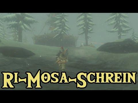 Ri-Mosa-Schrein: Windschutz 【Zelda Breath of the Wild】