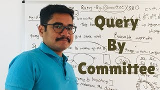 Machine Learning | Query By Committee | Active Learning