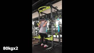 20180519squat - Video Youtube