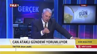 Gün Başlıyor - Can Ataklı (30 Ağustos 2018) | Tele1 TV