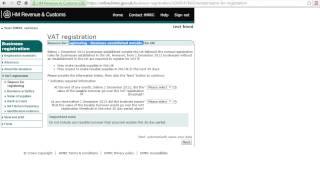 Register for VAT in the UK