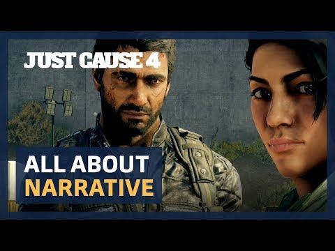 Journal de développeurs sur la narration de Just Cause 4