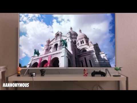 Samsung TV KU6519 Ultra HD Smart TV Review – CURVED TV