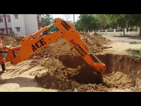 ACE Backhoe Loader - Buy and Check Prices Online for ACE