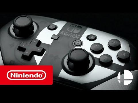 Control Pro Inalambrico Nintendo Switch Edicion Super