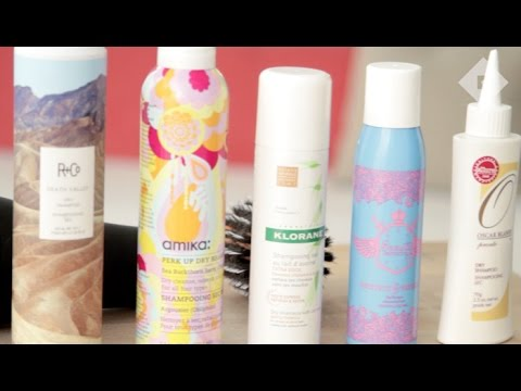 How to Use Dry Shampoo (and Which Kind to Use!)