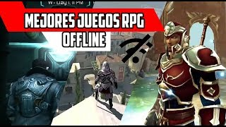 Juegos Rpg Offline Para Android 2018 Free Online Videos Best