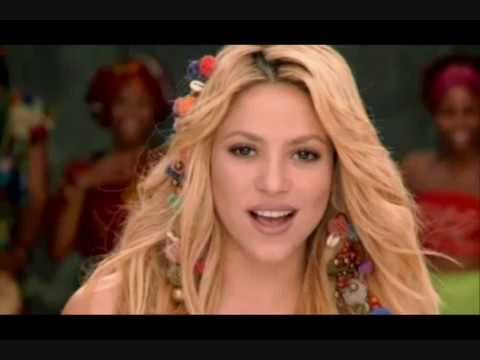 Download WAKA WAKA -Shakira (lyrics) Mp4 HD Video and MP3