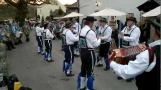 preview picture of video 'Plymouth Morris Men - Jenny Lind (Lichfield)'