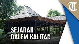 Sejarah Singkat Dalem Kalitan Surakarta