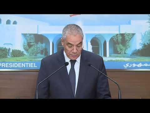 Remarks of EU Ambassador Ralph Tarraf at Baabda Palace 26/08/2021