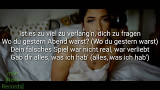 Nimo & Hava   KEIN SCHLAF (Official HQ Lyrics) (Text)