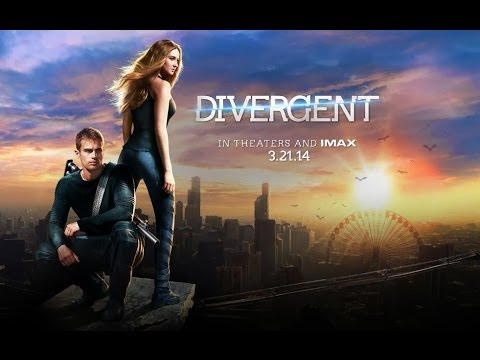 Cr�tica de Cinema - Divergente