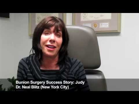 Judy: Bunion Surgery