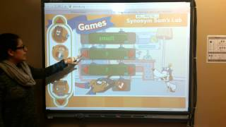 Module 6 Synonyms Lesson