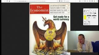 Das Rothshild Imperium und die kommende Weltwährung Bitcoin, Ethereum, IOTA oder TenX ?