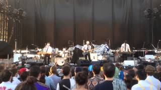 The Antlers - Palace - Gorge Amphitheater - August 8, 2014