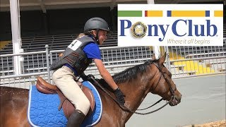 2018 Pony Club Show Jumping Rally   Rocky Mountain Region  MADISON RITSCH