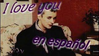Boy George- I Love You (en español)