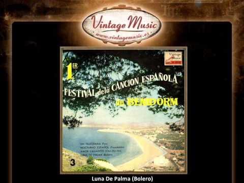Los Baldama -- Luna De Palma (Bolero) (VintageMusic.es)