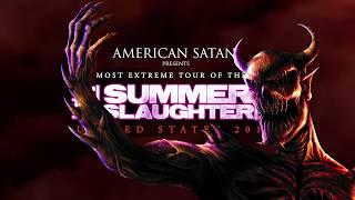 THE 2017 SUMMER SLAUGHTER TOUR (Trailer)