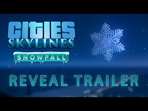 Cities: Skylines - Snowfall Reveal Trailer thumbnail