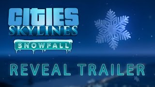 Cities: Skylines - Snowfall Youtube Video