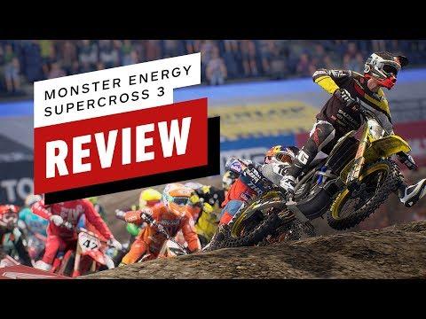 Trailer de Monster Energy Supercross 3