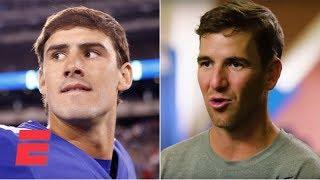 Eli Manning opens up on Daniel Jones draft pick, Odell Beckham Jr. trade   NFL on ESPN