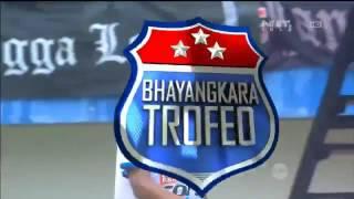 Highlights Bhayangkara Trofeo 2017 <b>Arema</b> FC Vs Persija Vs Bhayangkara FC