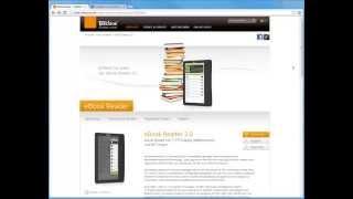 Trekstor eBook Reader 3.0 Video Funktion aktivieren deutsch