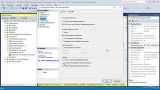 SQL Server 2016 - eine Instanz konfigurieren