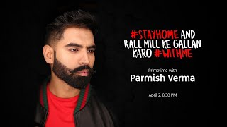 #StayHome and Rall Mill Ke Gallan Karo #WithMe