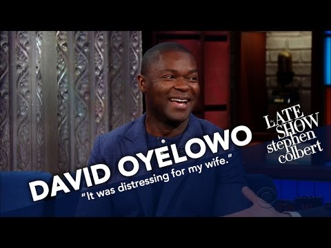 David Oyelowo Stayed In Character As MLK, Much To His Wife's Chagrin
