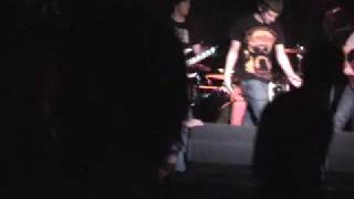 Choke on Your Words - Acrasia @ The Muse