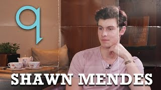 Shawn Mendes on success, anxiety and his love for Ronaldo