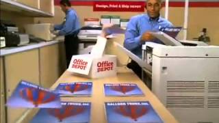 office depot commercial