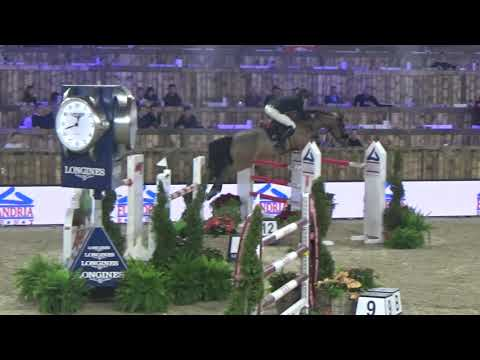 Zinius - CSI5*-W Mechelen 2018 - JO