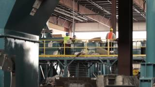 Single-Stream MRF at Pellitteri Waste Systems in Madison, WI