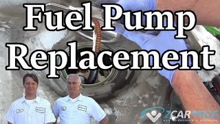 Fuel Pump Replacement Ford Focus 1999-2007