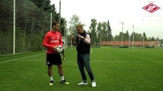 One day with Andrey Eschenko