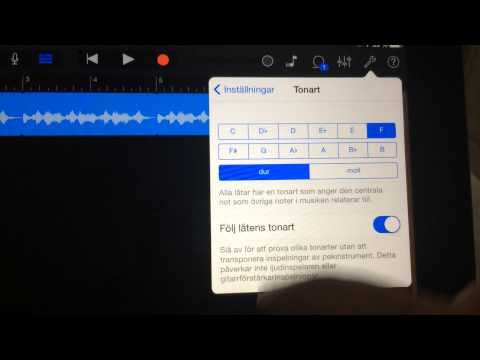 How to make a song using loops in GarageBand iOS (iPhone/iPad