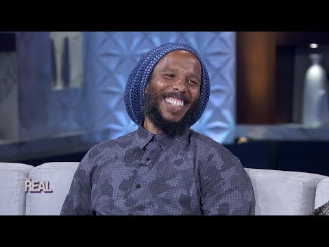 Ziggy Marley's Healthy Gardening Includes