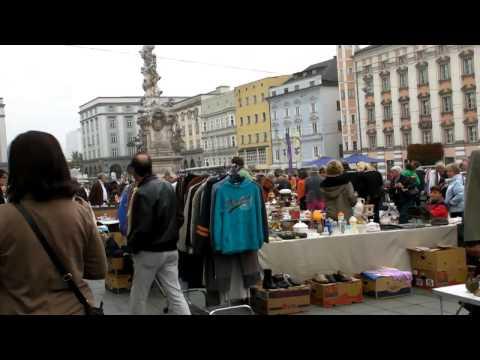 Австрия #89: Поездка в город Линц (Linz)